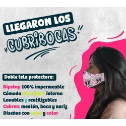 Tapabocas - Cubribocas